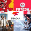 Google Stadia: PUBG ya disponible, FIFA en el banco