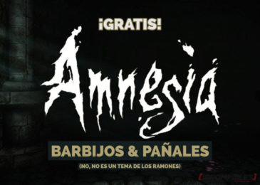 ¿Listos para ensuciarse encima? Amnesia: The Dark Descent gratis en Epic Store