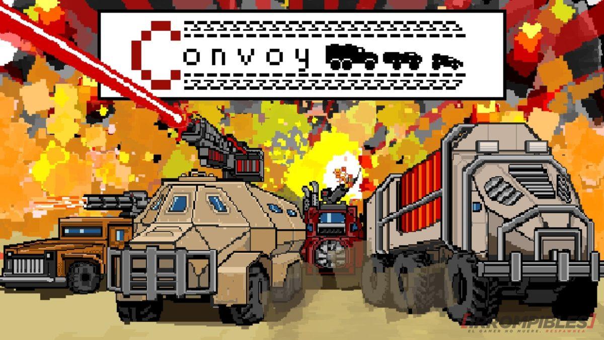 convoy head