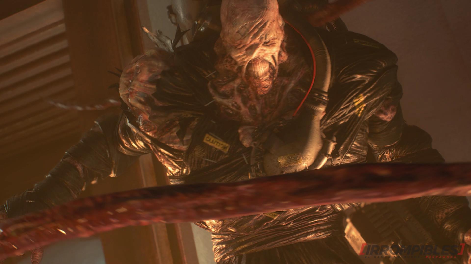 resident evil 3 remake nemesis 2