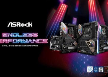 ASRock presenta motherboards Z490 y completa la serie 400 de Intel
