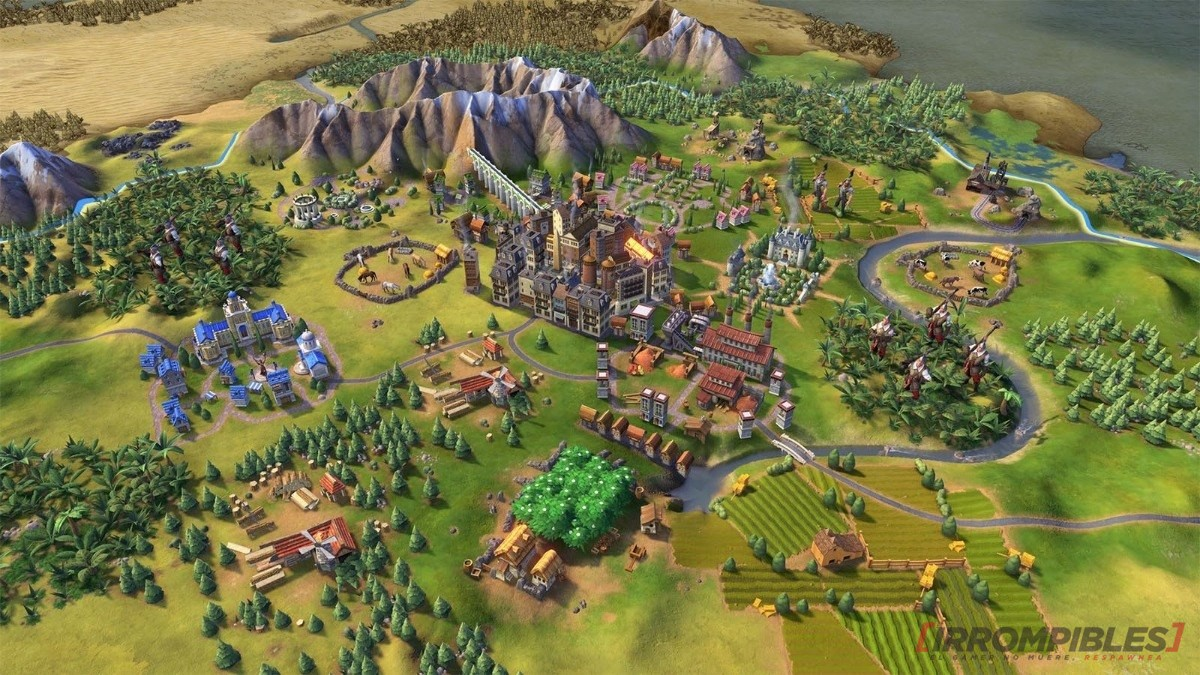 Civilization VI gratis en Epic Game Store