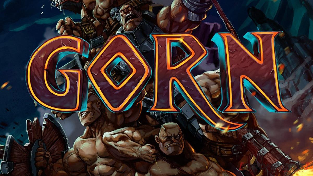 gorn poster