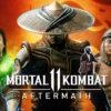 Mortal Kombat 11 Aftermath: ¡Nuevo DLC! Esperen… ¿Qué hace ahí Robocop?