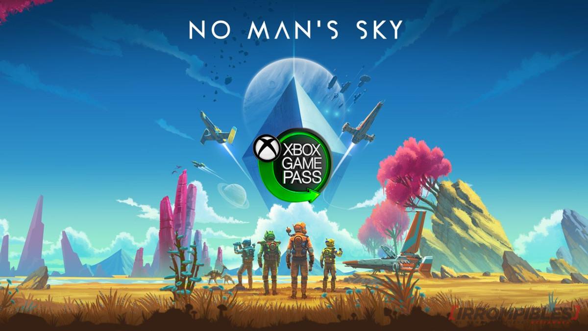 No man's sky head