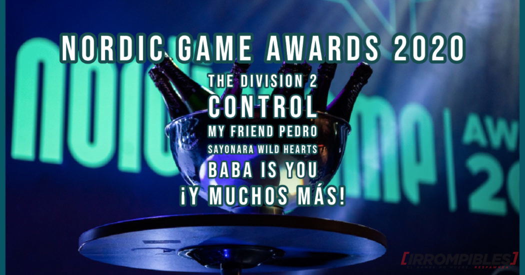 Nordic Game Awards 2020: ¡Los ganadores!