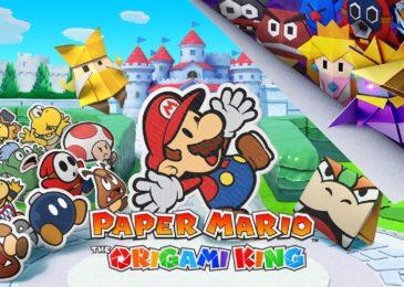 Nuevo Paper Mario anunciado para Nintendo Switch