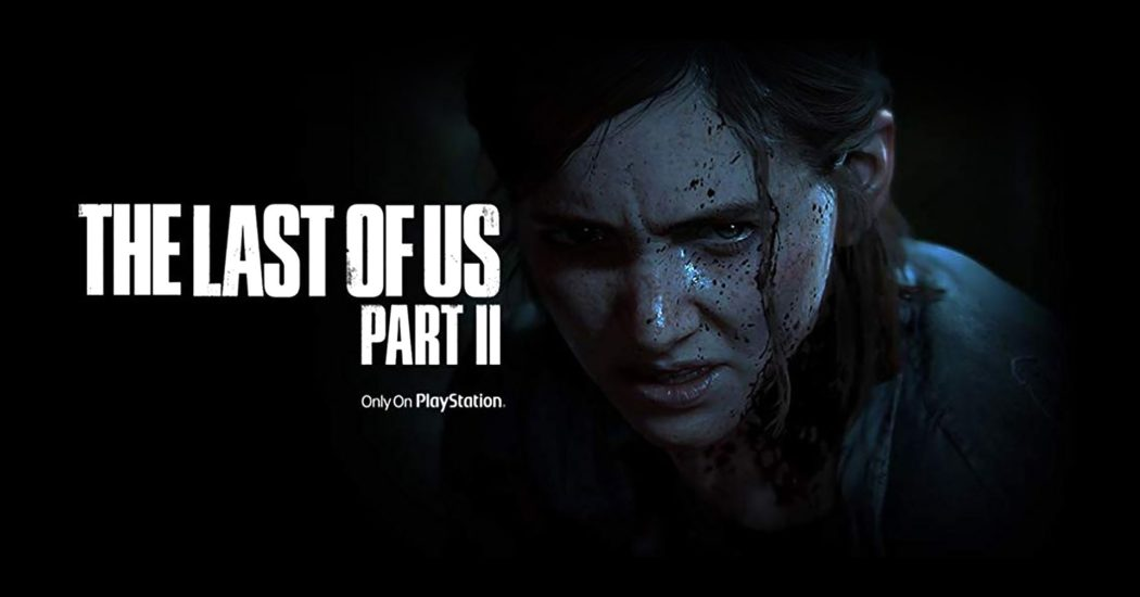 The Last of Us part II head