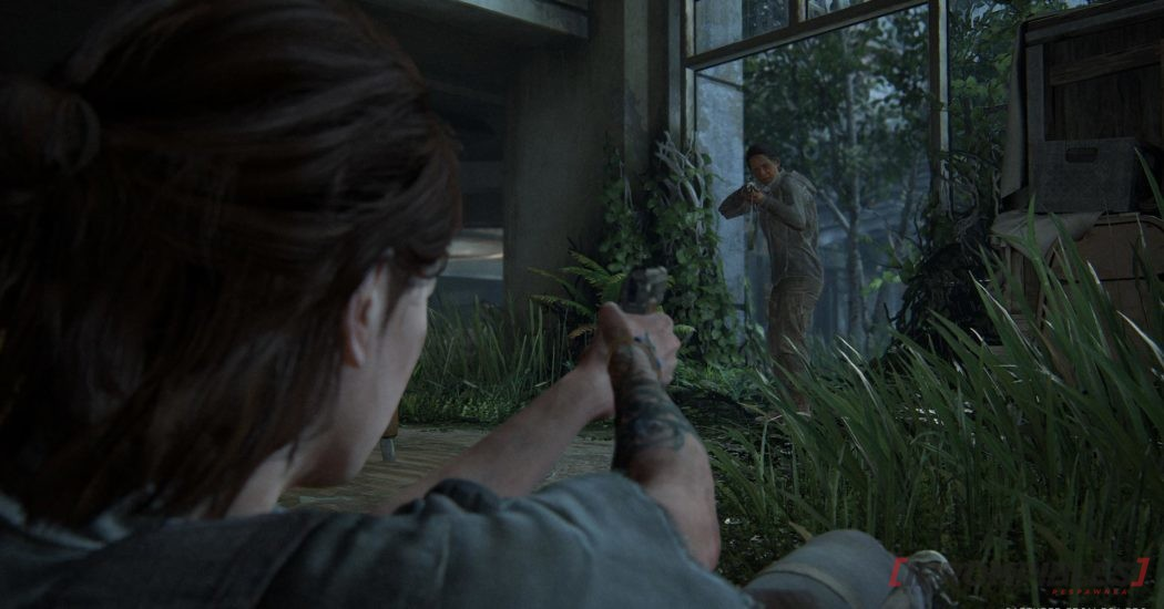 The Last of Us part II armas