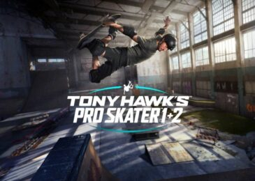 Upgrade, remaster y chimichurri: probamos Tony Hawk's Pro Skater 1+2 next gen