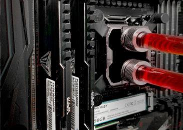 Llegó la Memoria DDR4 de la serie Viper Steel de PATRIOT