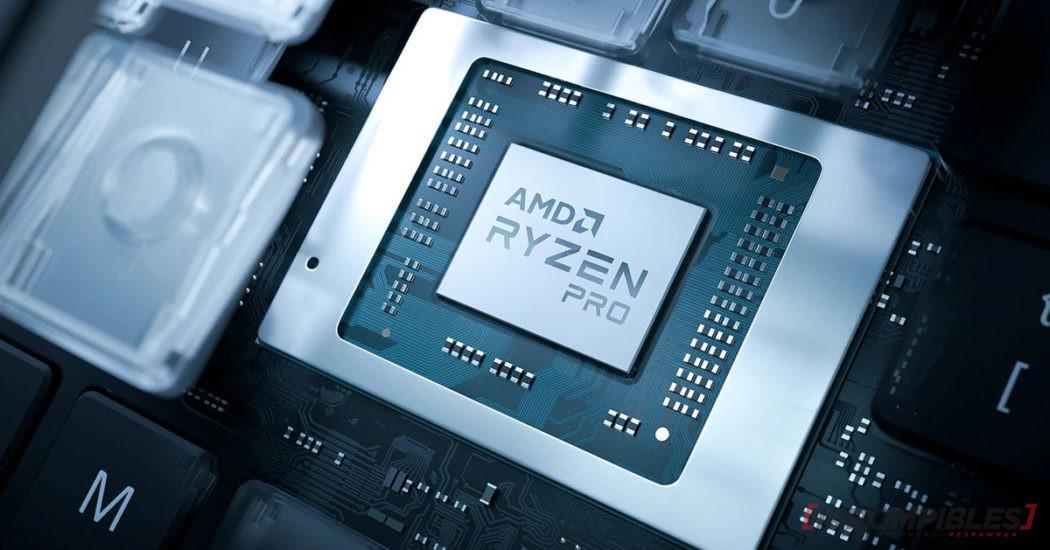 AMD Ryzen PRO 4000: AMD a full con el trabajo remoto