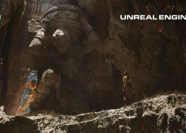 """Unreal Engine 5: sólo podemos decir """"Wow"""""""