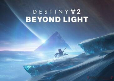 Destiny 2 Beyond Light: el sueño húmedo de los Jedi