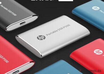 Biwin presenta el nuevo SSD portátil HP P500 en Argentina