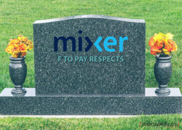 La muerte de MIXER – F to pay respects