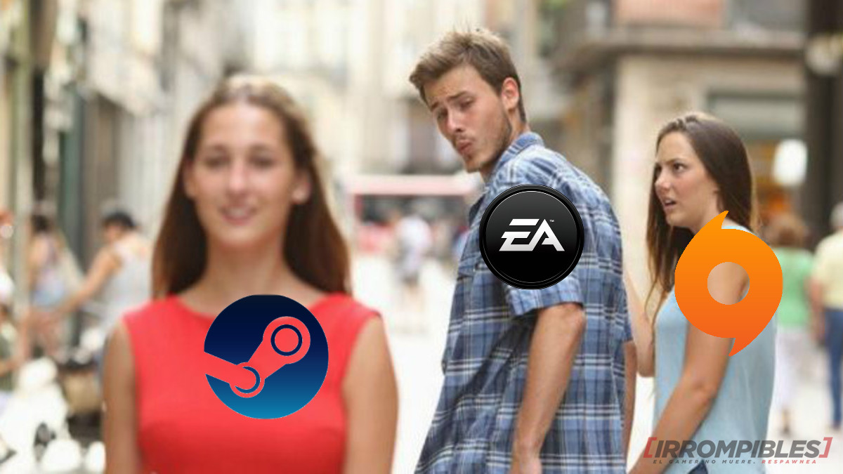 ea steam meme