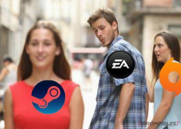 EA y Steam: historia de una reconciliación