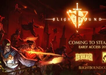 ¡Arranca la beta abierta de Blightbound!