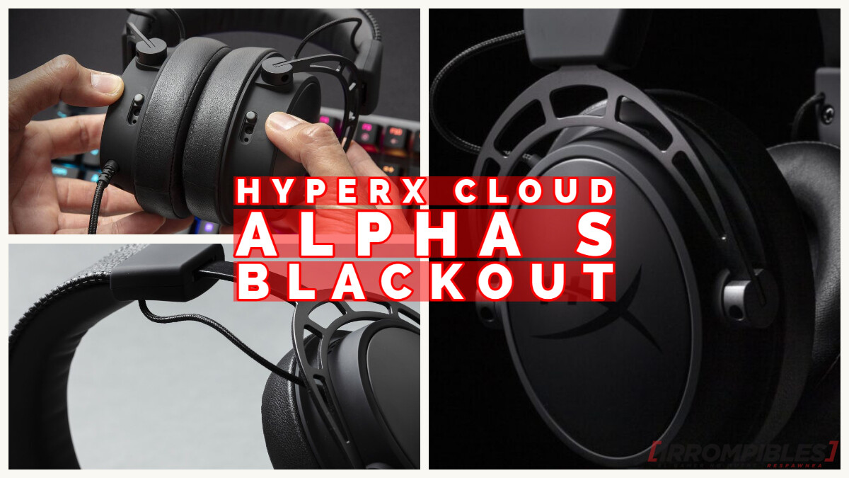 Cloud Alpha S Blackout HEAD