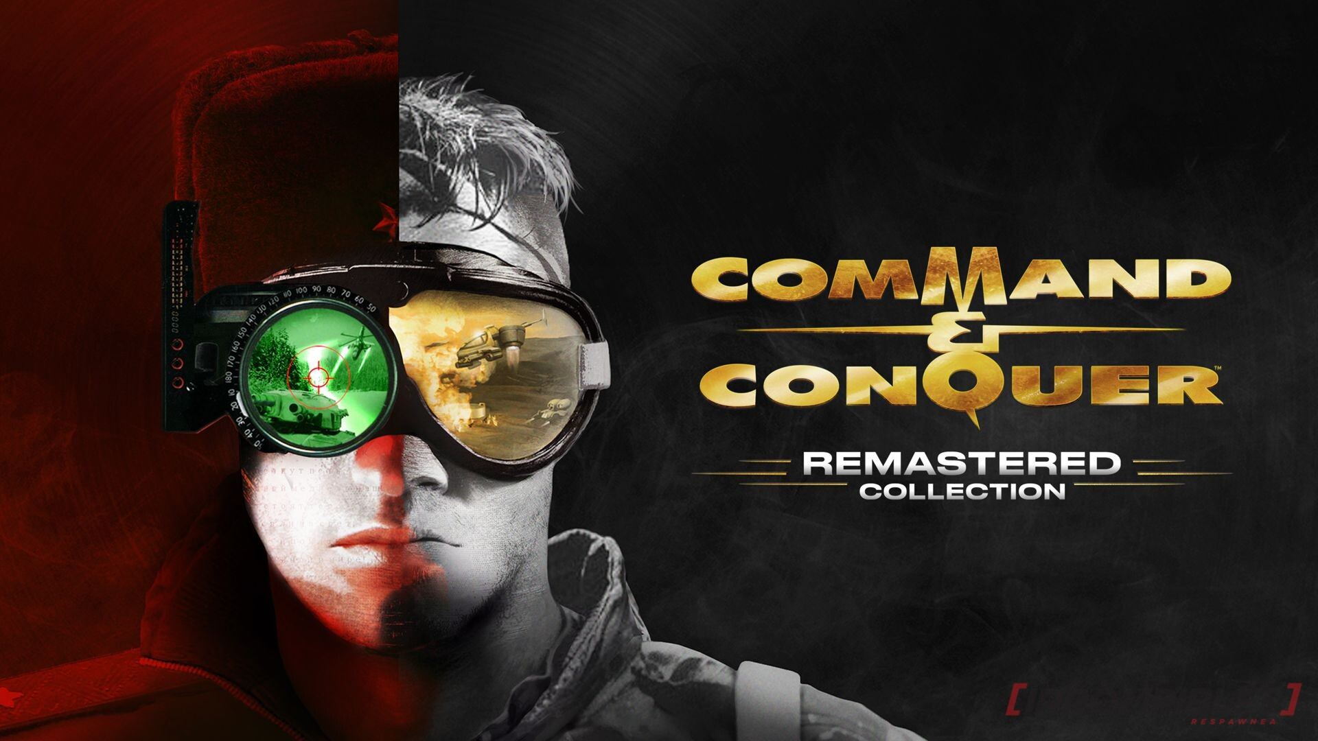 Command & Conquer Remastered Collection head