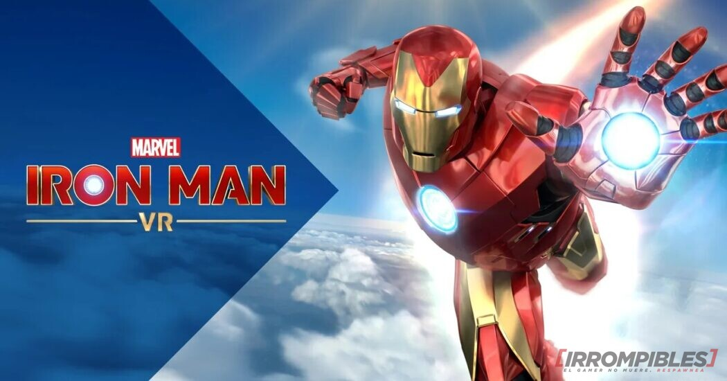 ¡Marvel's Iron Man VR ya está disponible!