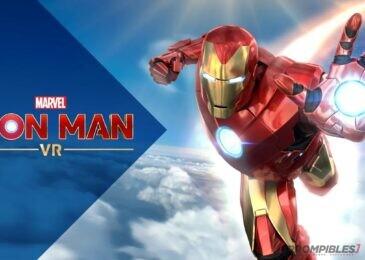 ¡Marvel's Iron Man VR ya está disponible!
