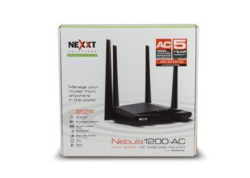 Nexxt Nebula 1200-AC [REVIEW]