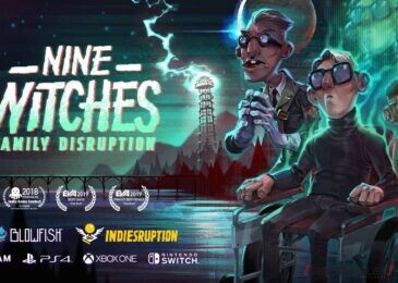 Nine Witches: Family Disruption, la aventura gráfica argentina se lanza hoy en Steam