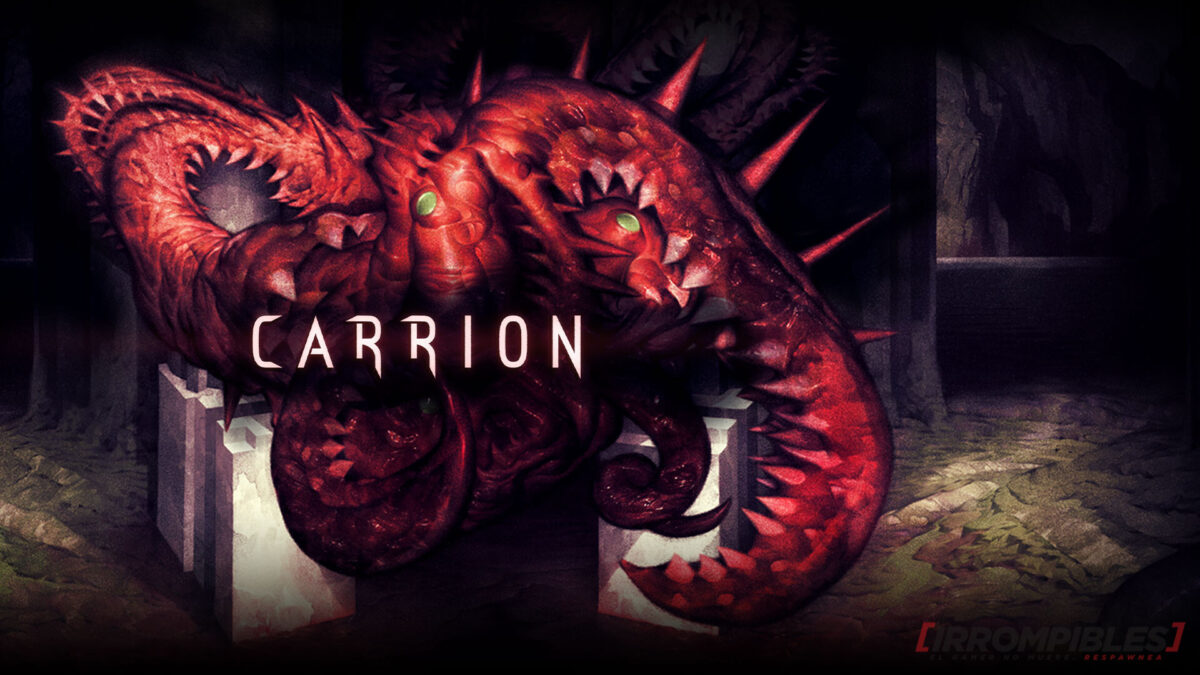 Carrion head