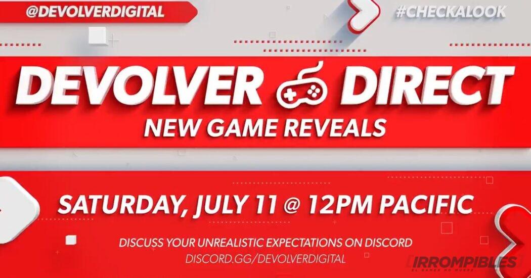 Devolver anuncia D3, su propio evento digital. Locura garantizada.