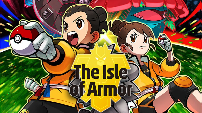 The Isle of Armor: analizamos el primer DLC de Pokémon Sword & Shield