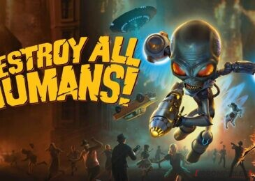 Destroy All Humans! [REVIEW]
