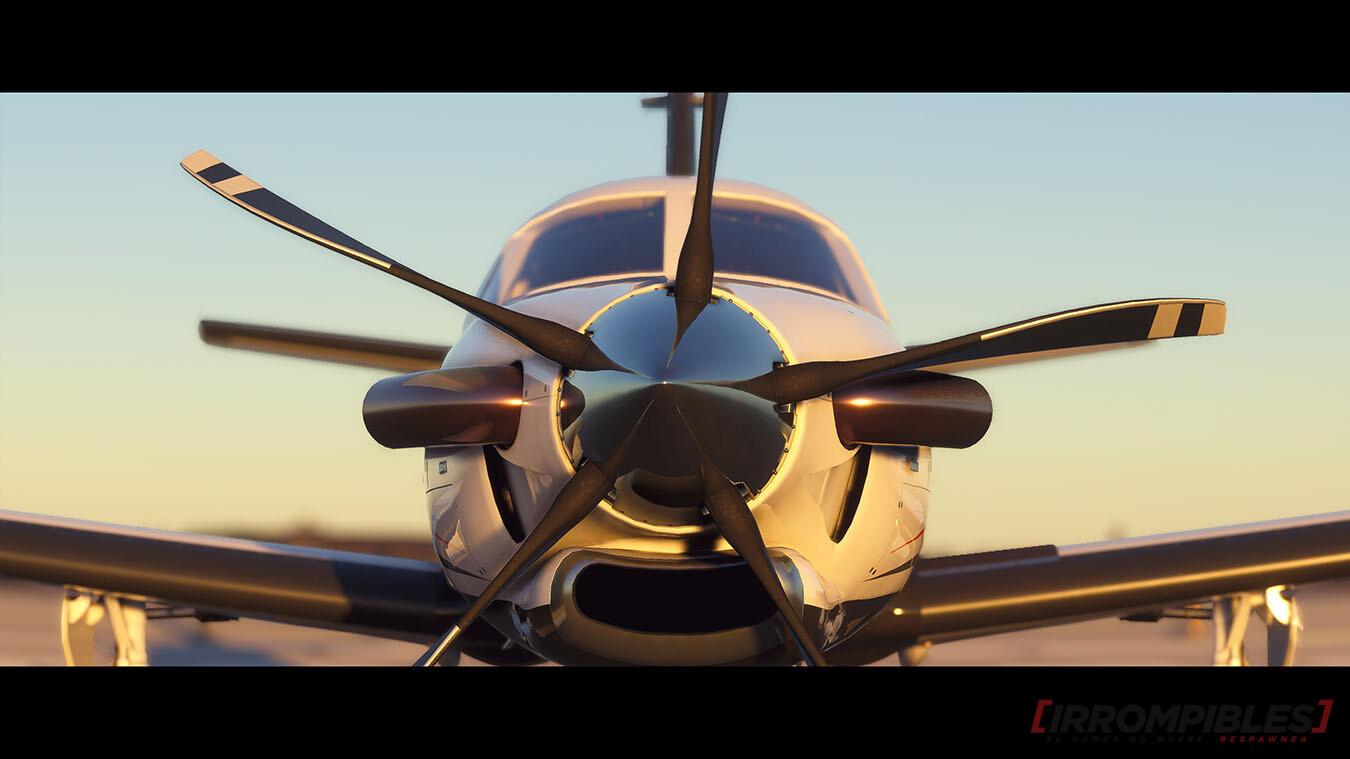 Microsoft Flight Simulator 2020 vent