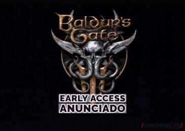 Baldur's Gate 3: La coronación del Rey tiene fecha… para el ensayo