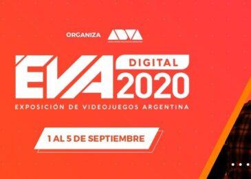 ¡Se viene la EVA Digital 2020!