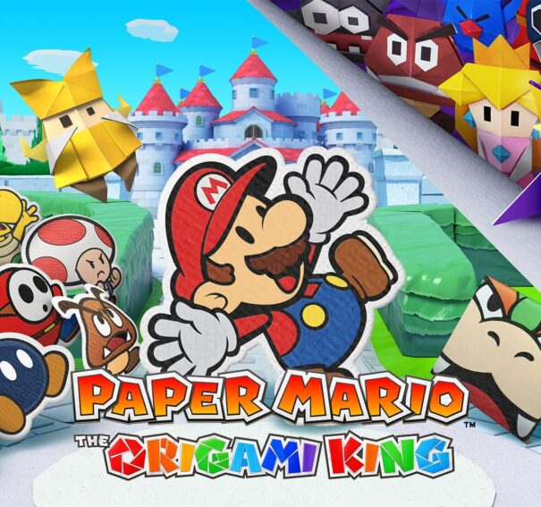 Paper Mario: The Origami King [REVIEW]