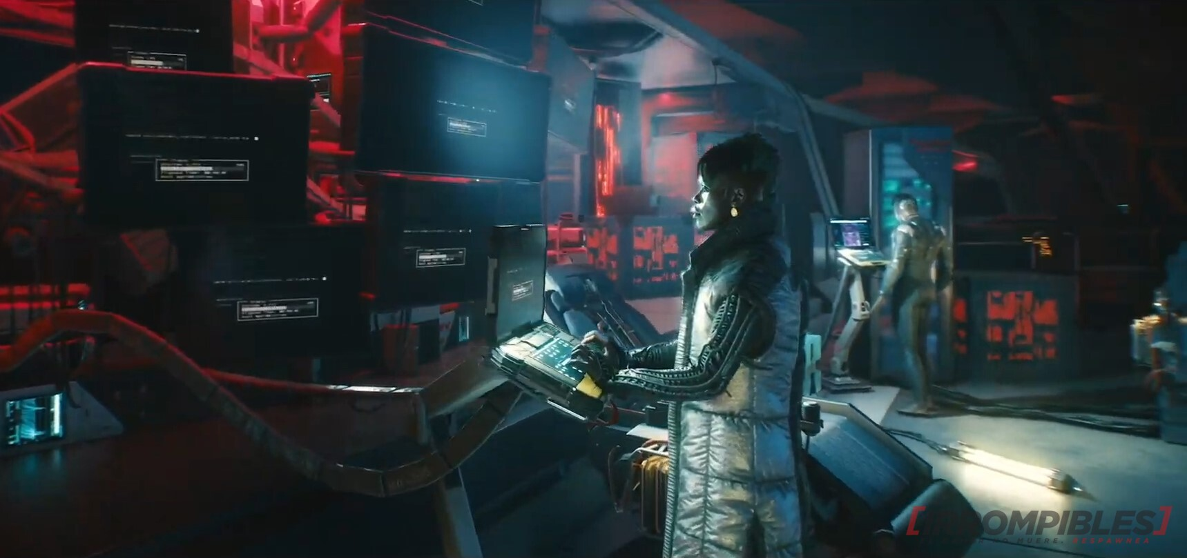 Cyberpunk 2077 Night City Wire voodoo