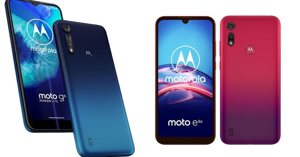 Motorola G8 Power Lite y E6s [REVIEW]