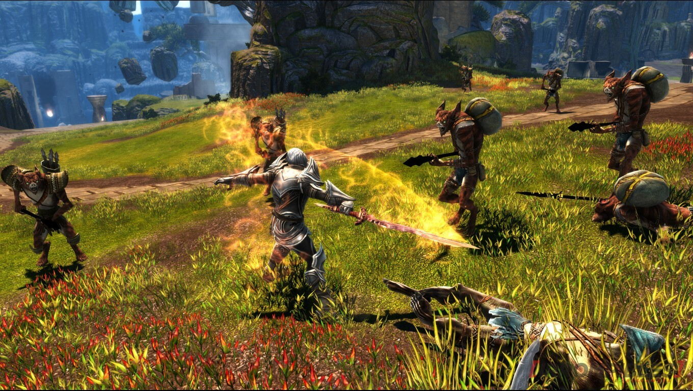 Kingdoms of Amalur Re Reckoning casa