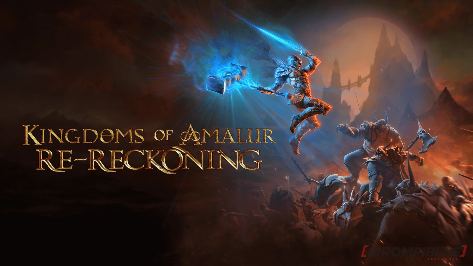 Kingdoms of Amalur Re Reckoning