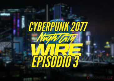 Cyberpunk 2077 Night City Wire – Episodio 3