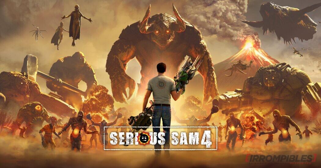 Serious Sam 4 [REVIEW]