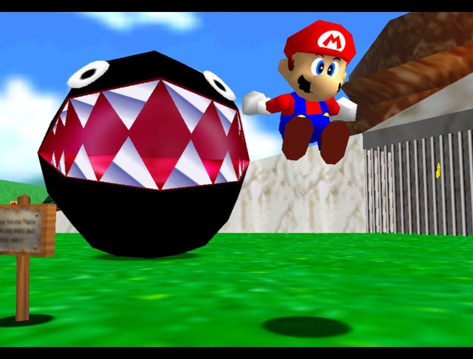 Super Mario 3D All-Stars 64