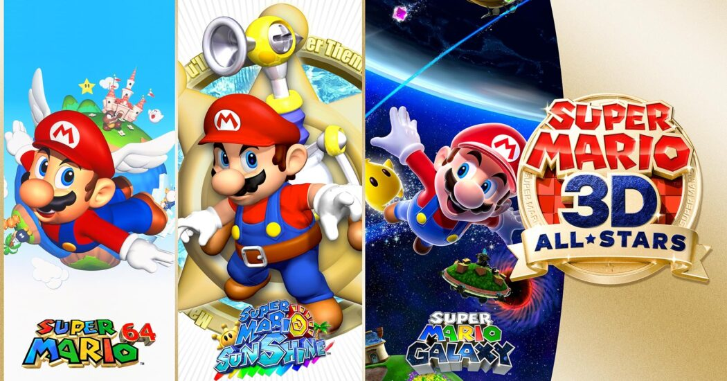 Super Mario 3D All-Stars [REVIEW]