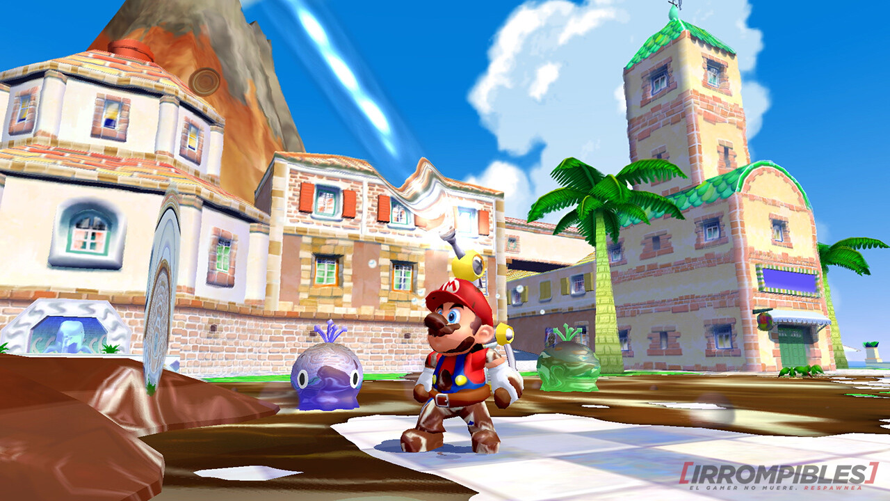 Super Mario 3D All-Stars SUNSHINE