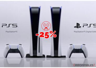 PlayStation 5: Sony se ve obligado a reducir drásticamente la producción