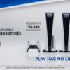 Ya arrancó en Argentina la preventa de PlayStation 5… aaaand it's gone!