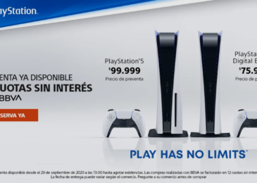 Ya arrancó en Argentina la preventa de PlayStation 5… aaaand it's gone!