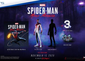 Marvel's Spiderman: Miles Morales + Spider-Man Remastered: el que avisa…